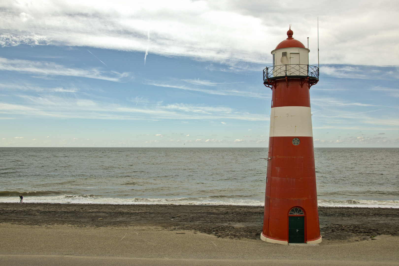 Westkapelle - Short Lighthouse - 01