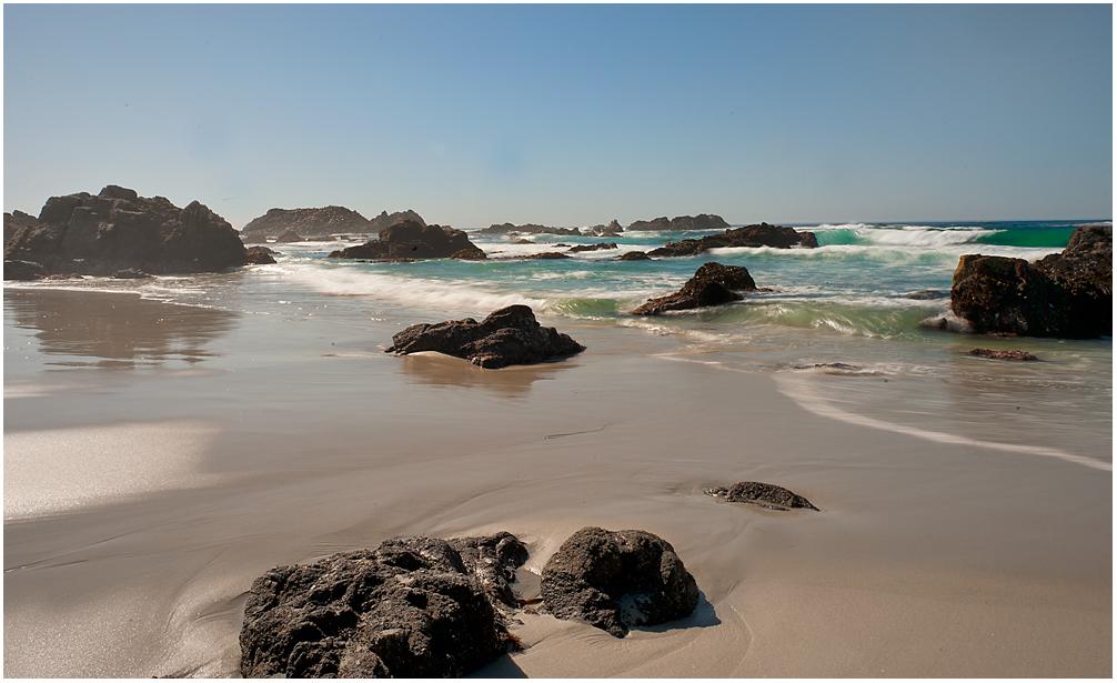Westküste Californiens
