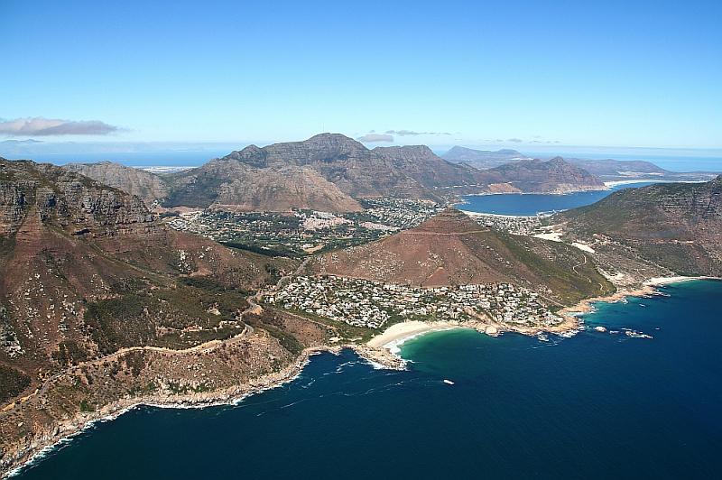 Westküste Kapstadt