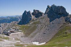 Westliche Karwendelspitze 2.384 m