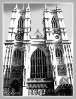 Westminster Abbey - Bearbeitet