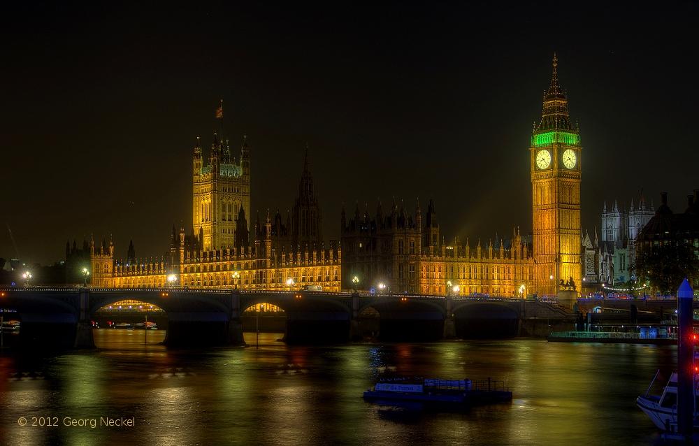 Westminster @ Night