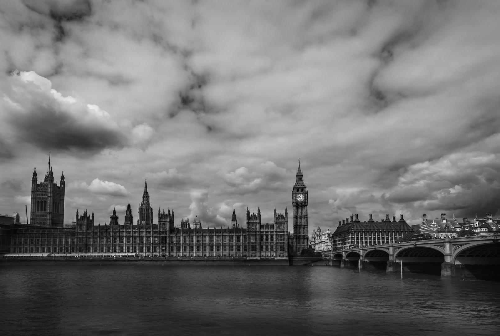 Westminster palace et Big Ben
