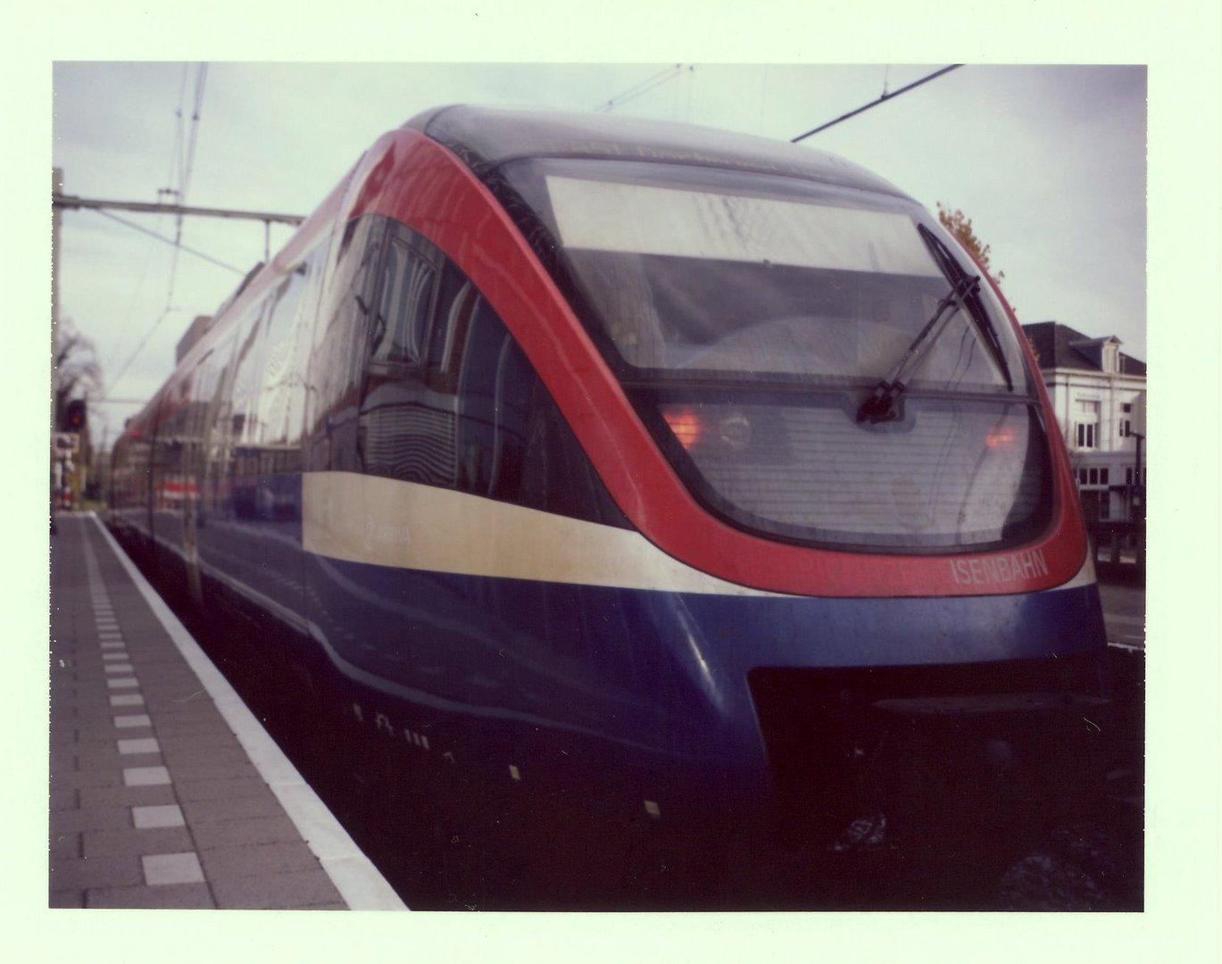 Westmünsterlandbahn Dortmund>Enschede v/v