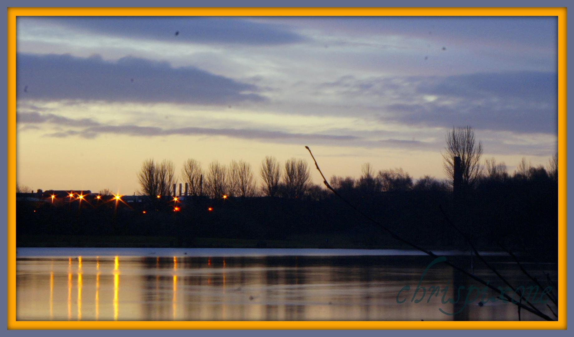 Westport Lake Before Dawn