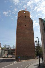 Westseite Lubwartturm Bad Liebenwerda