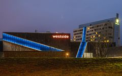 Westside Bern, diagonal