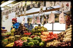 Westside Market Produce Vendor