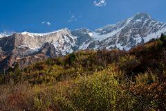 Westwand Dhaulagiri I