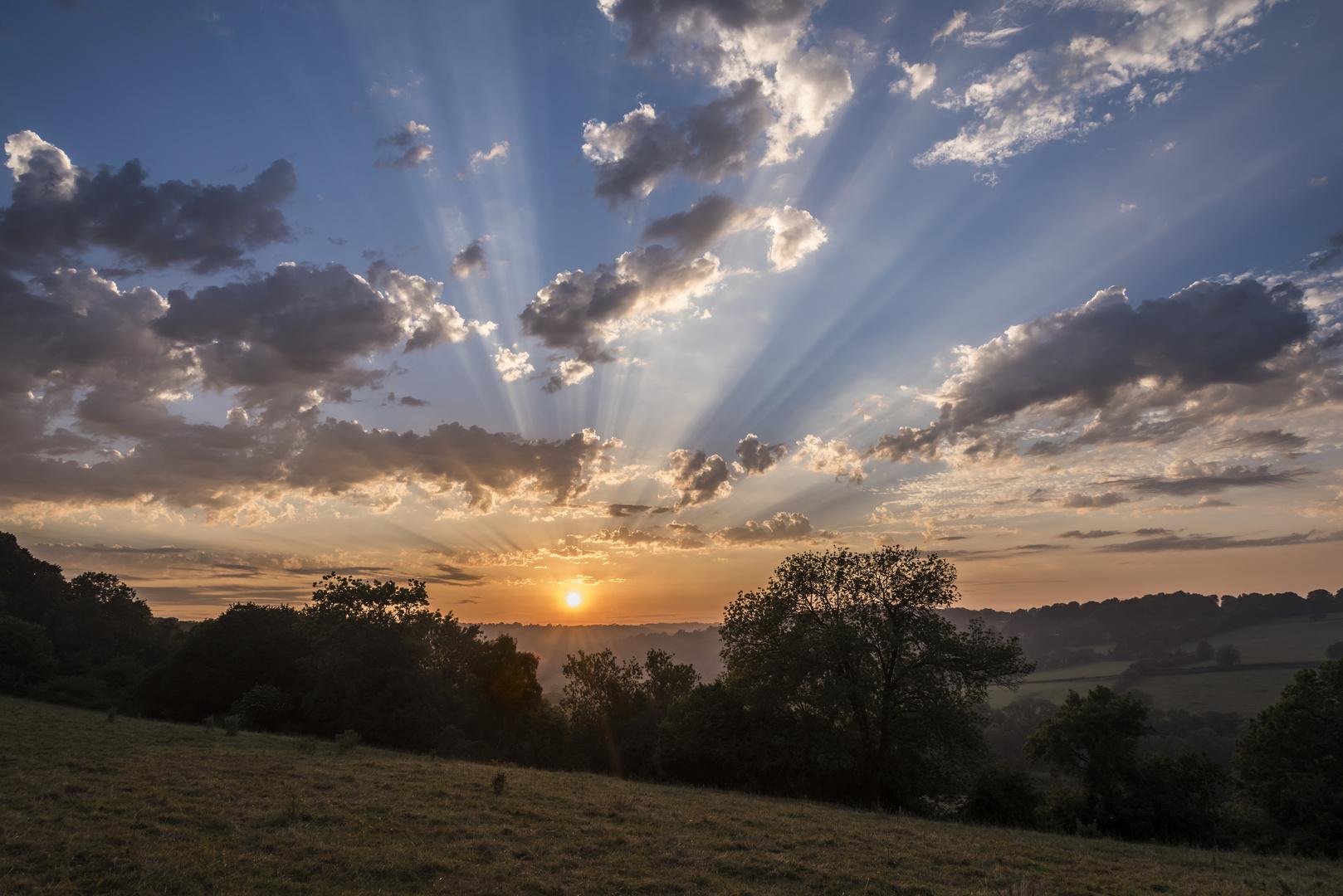*Westwood sunset*