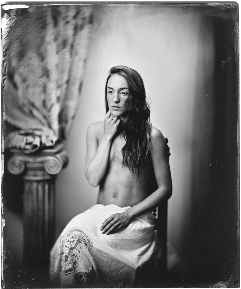 Wet Plate, Ambrotype