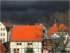 Wetter bei Fensterrenovierung