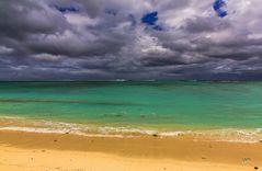 Wetter, Meer und Insel