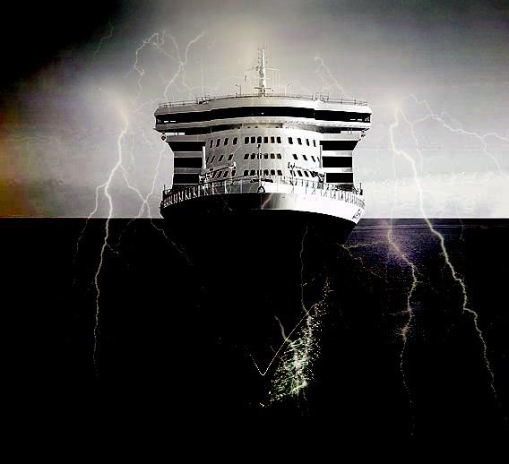 Wetterbedingungen : Nicht zum Shippern geeignet !