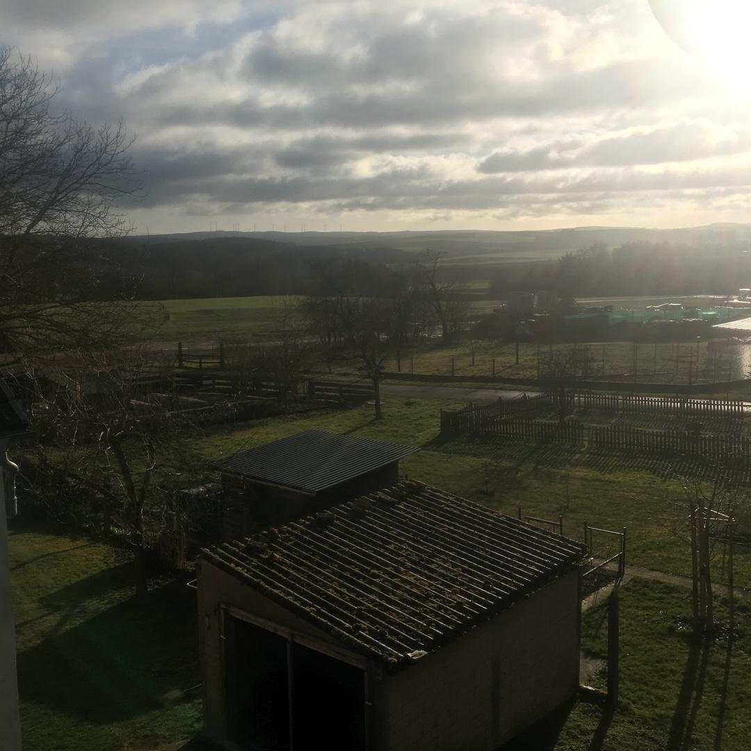 Wetterbericht Himmighofen 21.02.2020  9°°