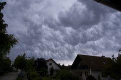 Wetterfront