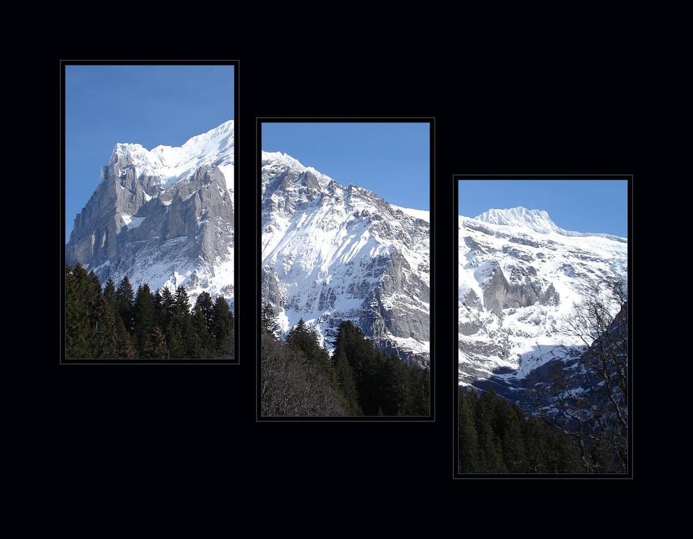 Wetterhorn 3'692 m ü. M.