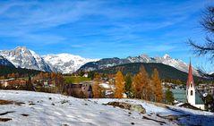 Wetterstein Gebirge
