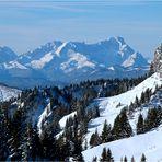 Wetterstein-Gebirge