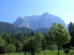 Wettersteingebirge-Ehrwald