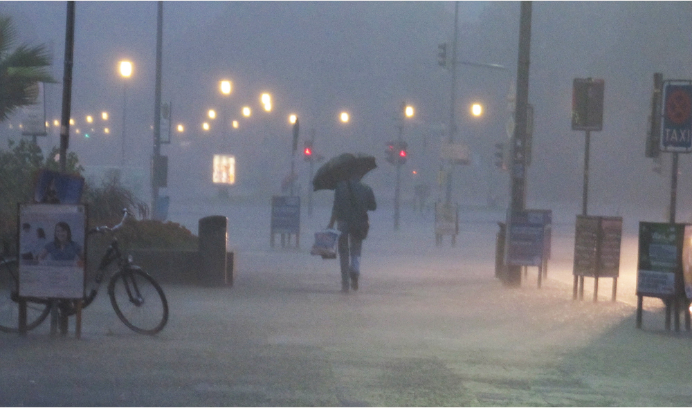 Wettervorhersage ....