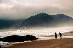 Wetterwechsel in Rio