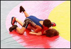Wettkampf Ringen 03