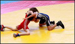 Wettkampf Ringen 05