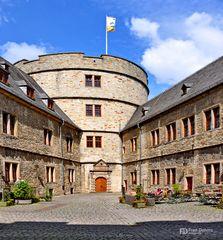 Wewelsburg, Innenhof