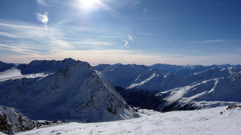 what a day... Southtirol....