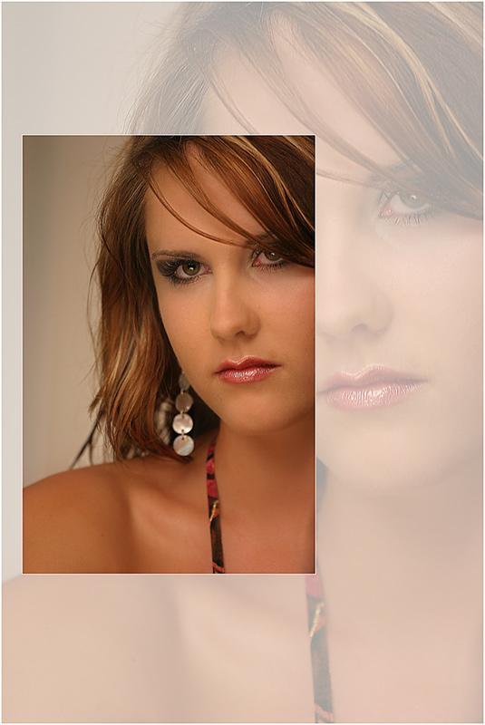 ... what a pretty model