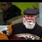 What do these older men want, with their guitars and beards?