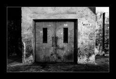 What´s behind the door?