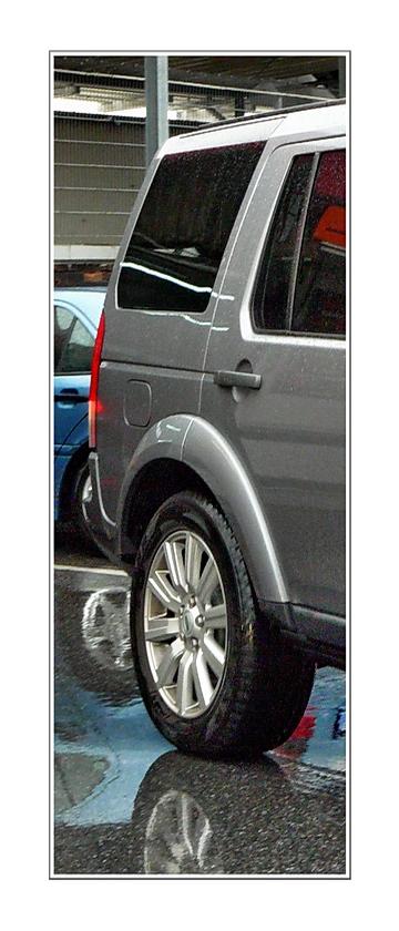 Wheels (as seen in a parking lot in Slius NL)
