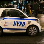 When I grow up, I want to be a New York City Police Car