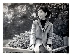 When she was young.......1967y  [My wife]