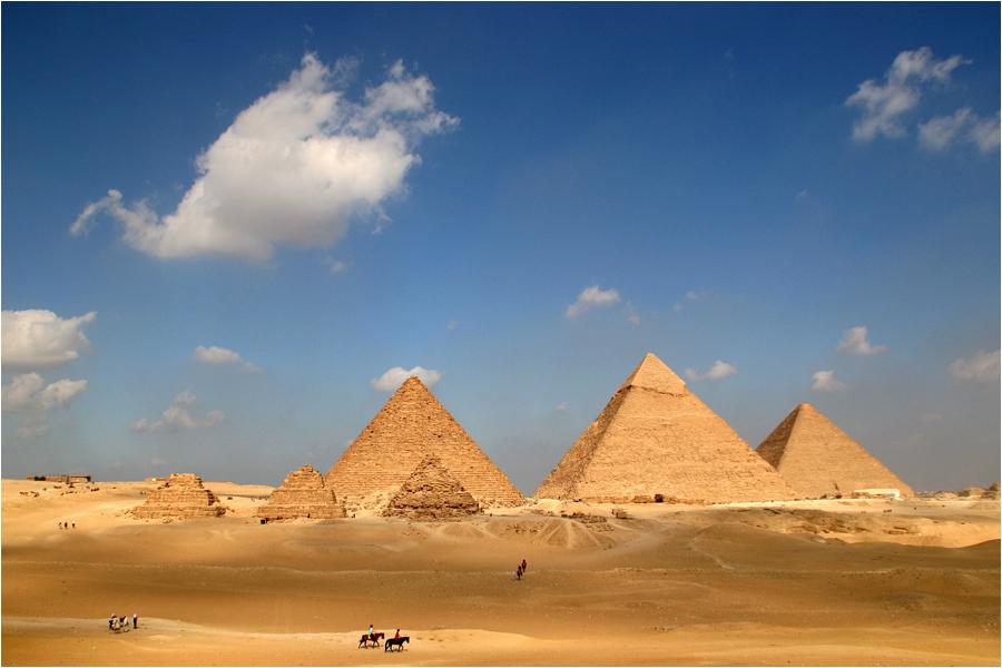 where the pharaohs sleep