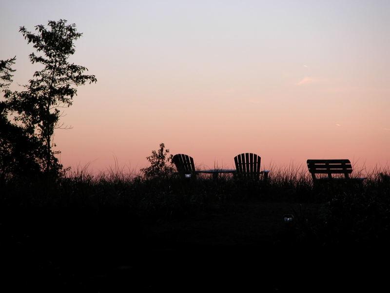 where we watch the sun set
