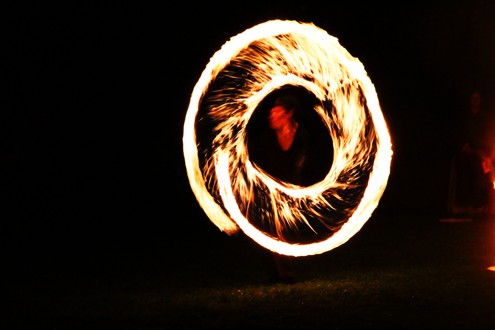 whirl of fire