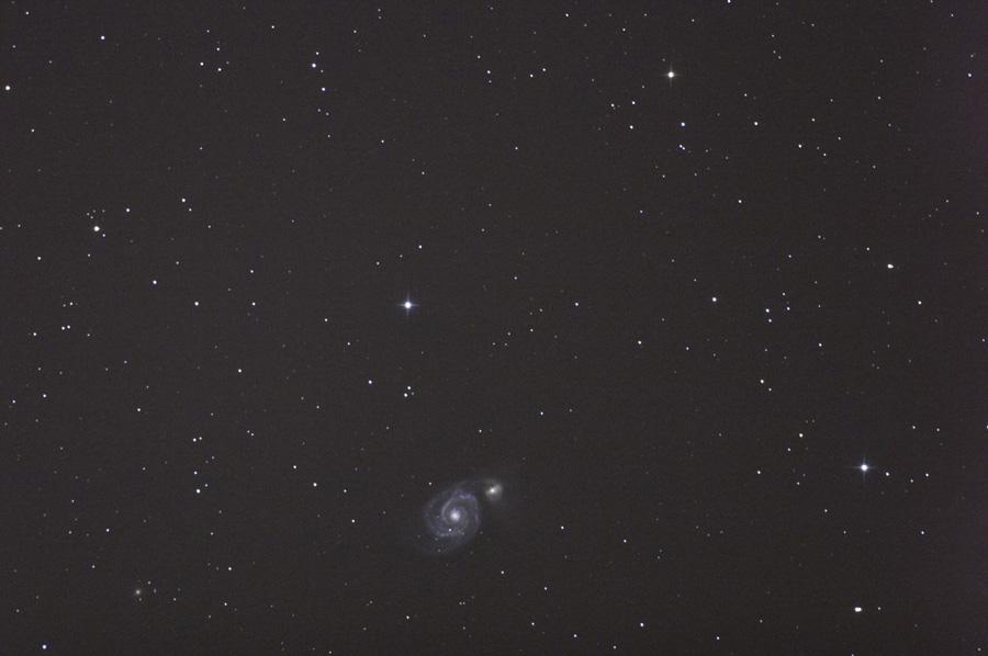 Whirlpoolgalaxie M51