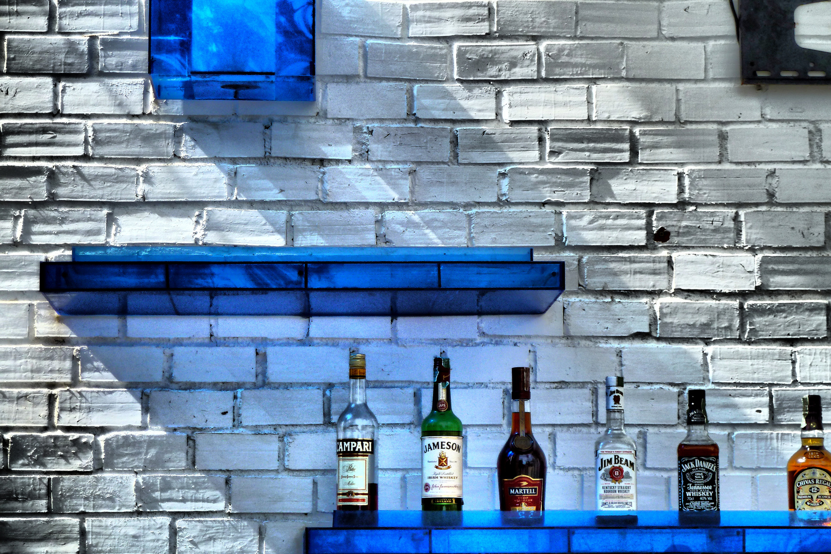 Whisky In the bar'o