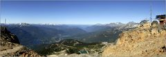 [ Whistler Mountain Panorama ]