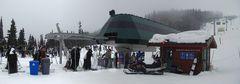 Whistler Mountain Skilift