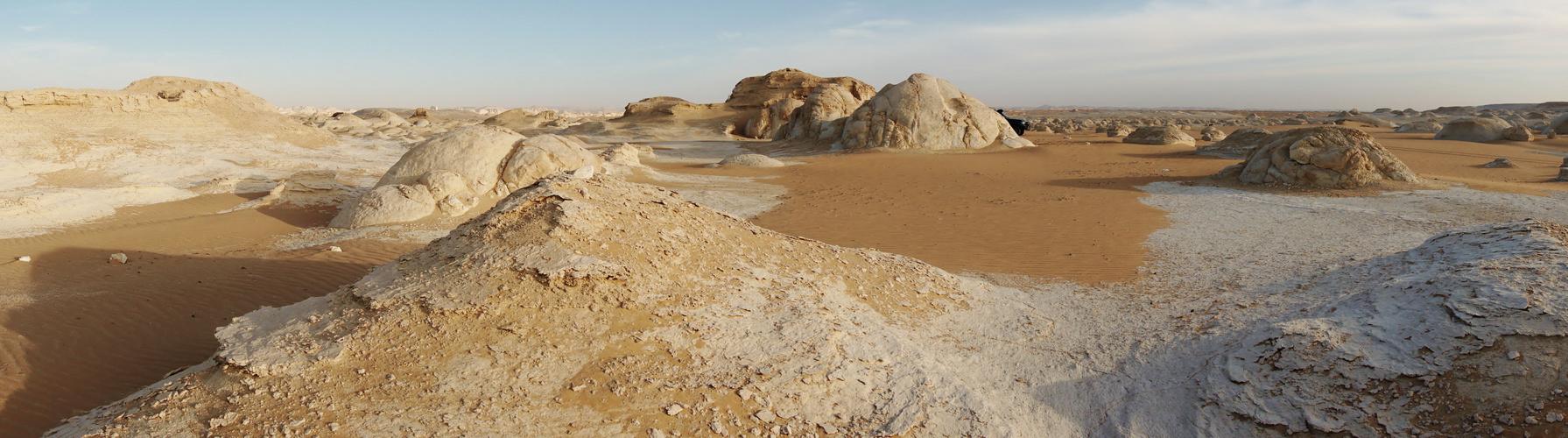White Desert - Western Sahara - Egypt