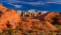 White Domes 1, Valley of Fire, Nevada, USA