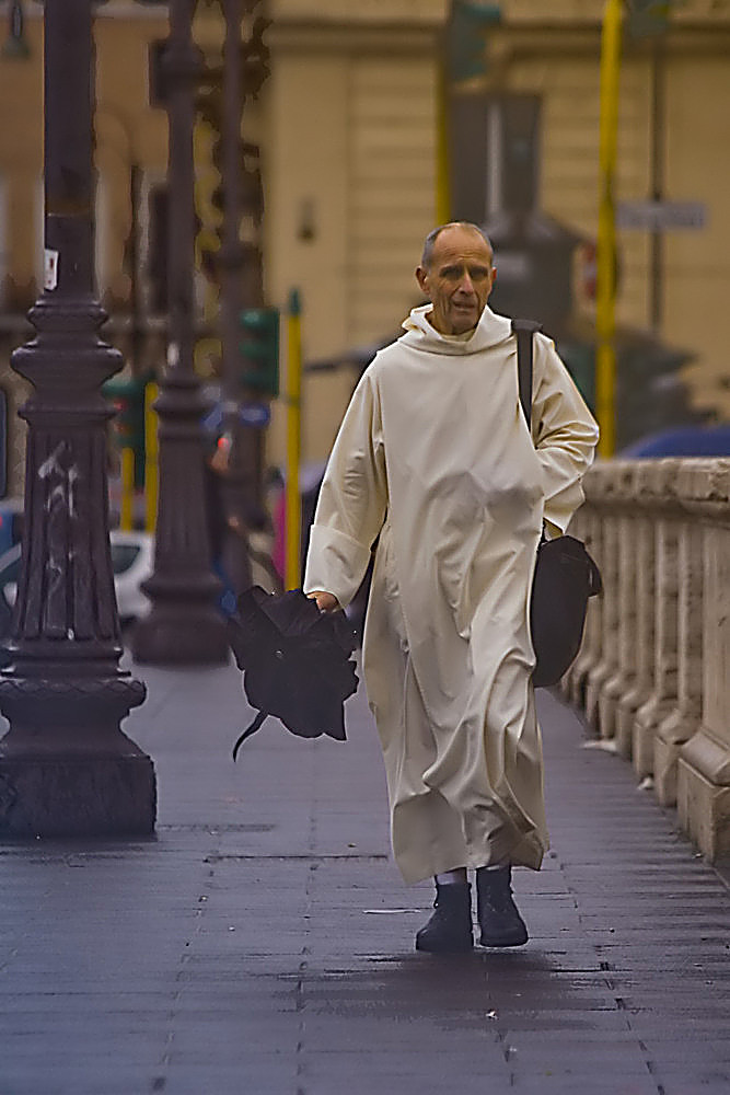 White friar