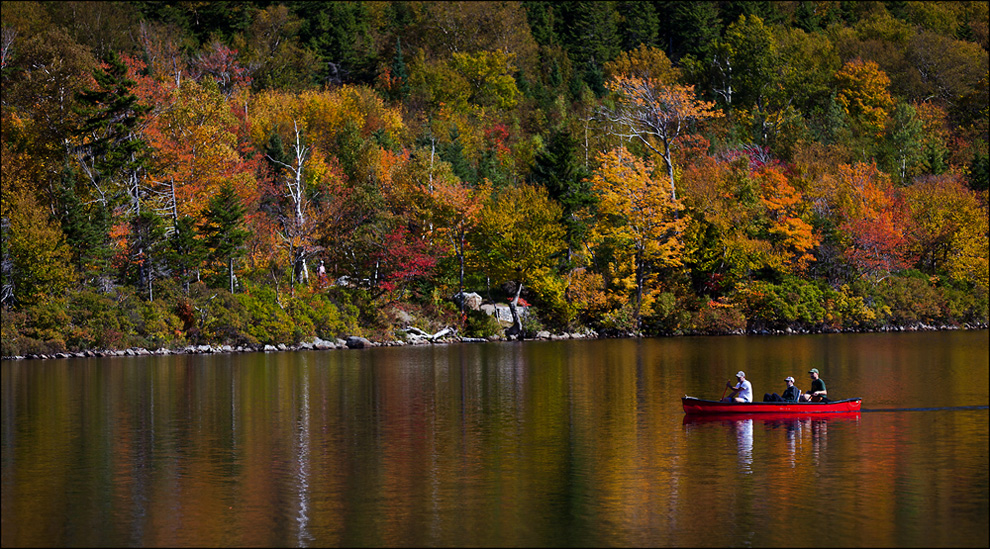 White Mountains - Indian Summer #04