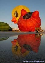White Sands Balloon Festival 2008