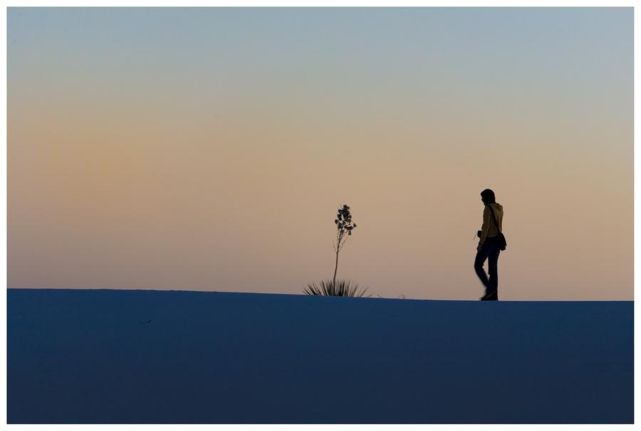 White Sands, oder...