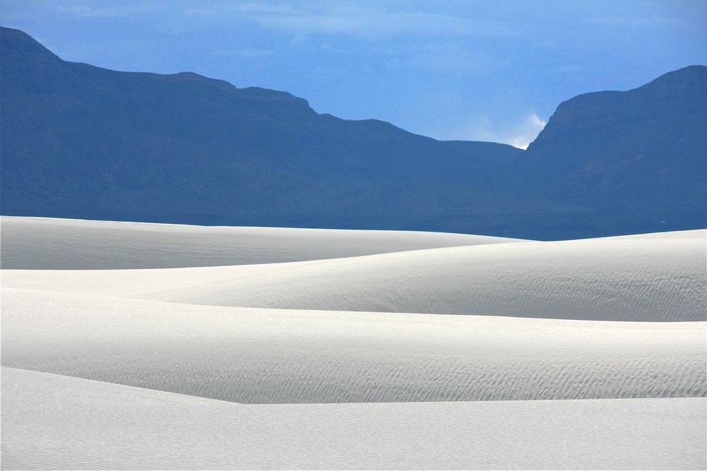 White Sands Sea